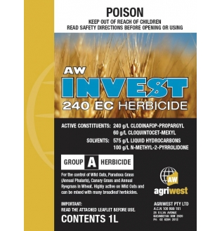 AW Invest 240 EC Selective Herbicide