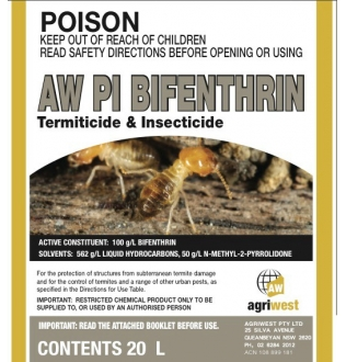 AW PI Bifenthrin Termiticide & Insecticide